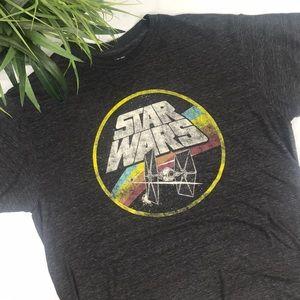 Star Wars Vintage Graphic TShirt